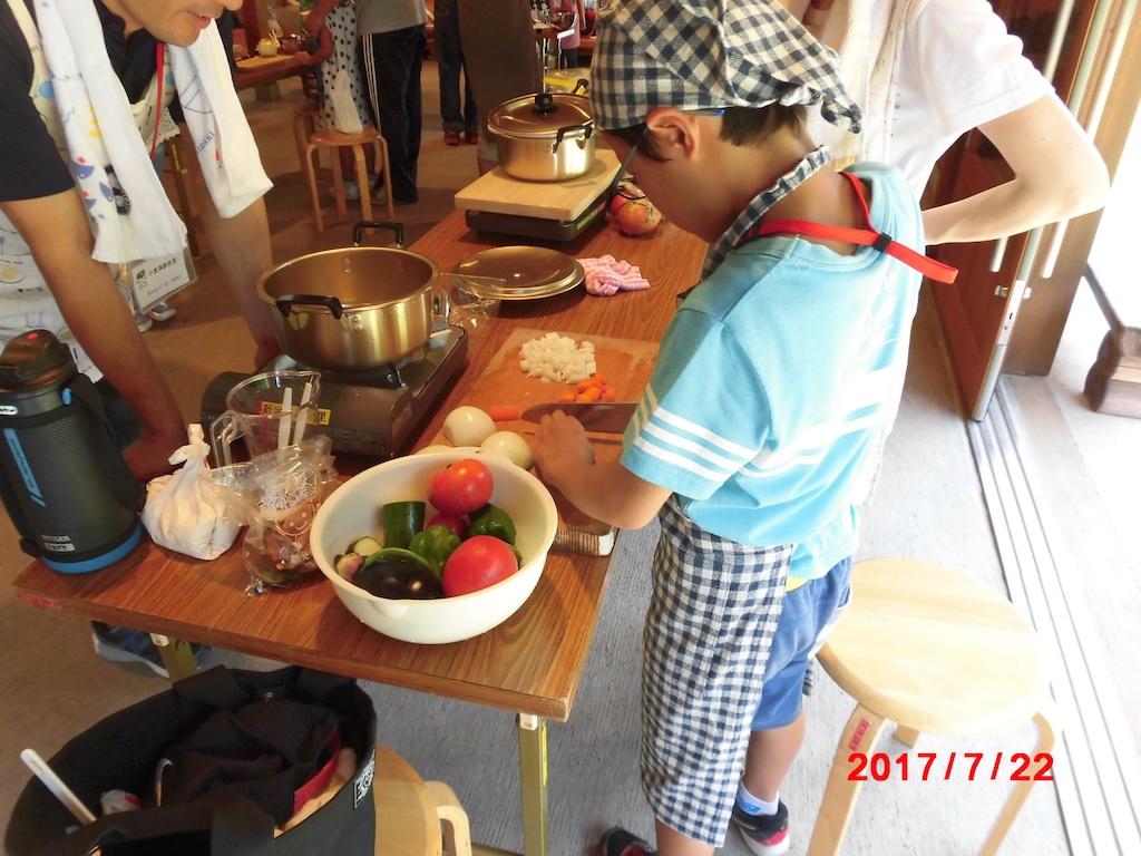 小麦体験料理2
